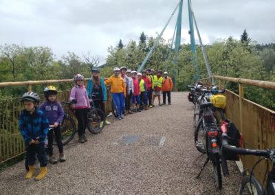 bici ponte gruppo